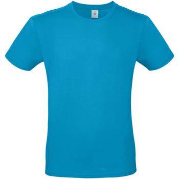 vaatteet Miehet Lyhythihainen t-paita B And C TU01T Atoll