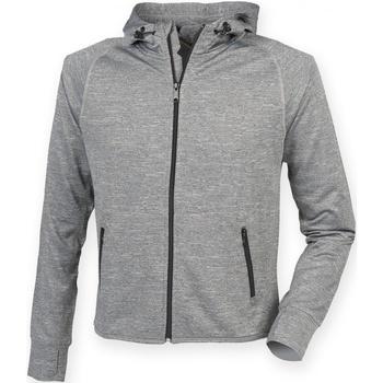 vaatteet Miehet Svetari Tombo Teamsport TL550 Grey Marl