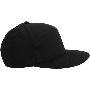 Asusteet / tarvikkeet Lippalakit Beechfield B670 Black
