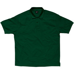 vaatteet Pojat Lyhythihainen poolopaita Sg SG59K Bottle Green