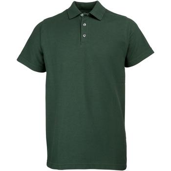 vaatteet Miehet Lyhythihainen poolopaita Rty Workwear Heavyweight Bottle Green