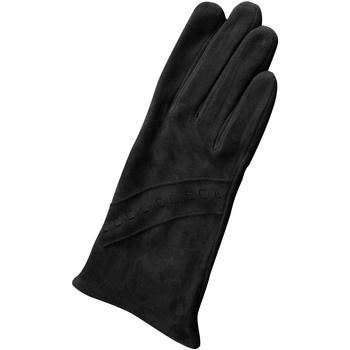 Asusteet / tarvikkeet Naiset Hanskat Eastern Counties Leather Sian Black
