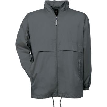 vaatteet Miehet Pusakka B And C Air Dark Grey