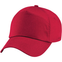 Asusteet / tarvikkeet Lapset Lippalakit Beechfield B10B Classic Red