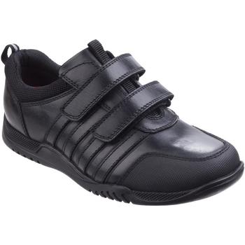 kengät Pojat Urheilukengät Hush puppies Josh Black