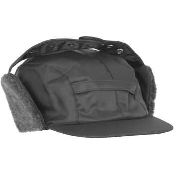 Asusteet / tarvikkeet Miehet Lippalakit Universal Textiles  Black