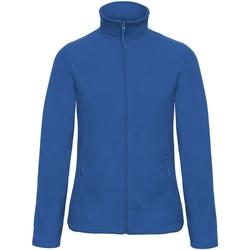 vaatteet Naiset Fleecet B And C FWI51 Royal Blue