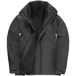 vaatteet Miehet Parkatakki B And C Corporate Dark Grey