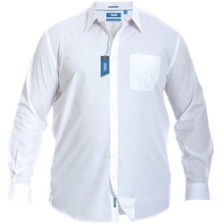 vaatteet Miehet Pitkähihainen paitapusero Duke  White