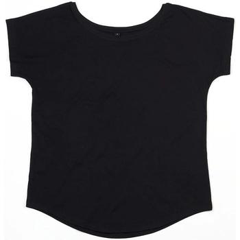 vaatteet Naiset Lyhythihainen t-paita Mantis M91 Black