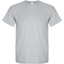 vaatteet Miehet Lyhythihainen t-paita Gildan Ultra Sport Grey
