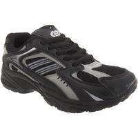 kengät Pojat Matalavartiset tennarit Dek Venus III Black/Charcoal Grey