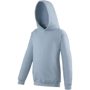 vaatteet Lapset Svetari Awdis JH01J Sky Blue