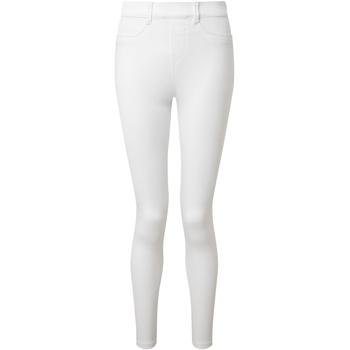 vaatteet Naiset Legginsit Asquith & Fox AQ062 White