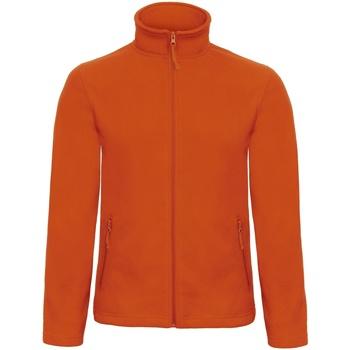 vaatteet Miehet Fleecet B And C ID 501 Pumpkin Orange