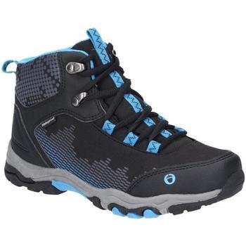 kengät Lapset Vaelluskengät Cotswold  Black/Blue