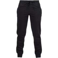 vaatteet Lapset Verryttelyhousut Skinni Fit  Black