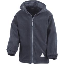 vaatteet Lapset Fleecet Result R160JY Navy/Navy