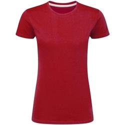 vaatteet Naiset Lyhythihainen t-paita Sg Perfect Red