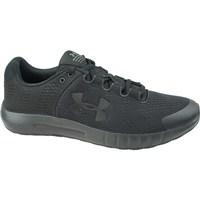 kengät Naiset Juoksukengät / Trail-kengät Under Armour Micro G Pursuit BP Mustat