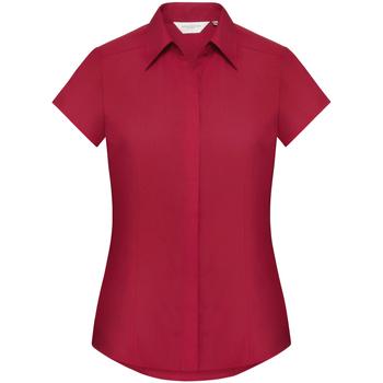 vaatteet Naiset Paitapusero / Kauluspaita Russell 925F Classic Red