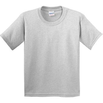 vaatteet Lapset Lyhythihainen t-paita Gildan 5000B Ash Grey