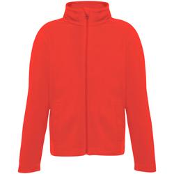 vaatteet Lapset Fleecet Regatta Brigade Classic Red