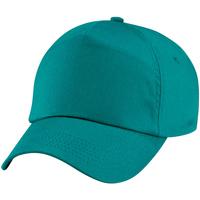 Asusteet / tarvikkeet Lapset Lippalakit Beechfield BC10B Emerald