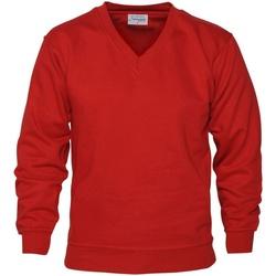 vaatteet Miehet Svetari Absolute Apparel  Red