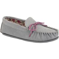 kengät Naiset Mokkasiinit Mokkers Lily Grey