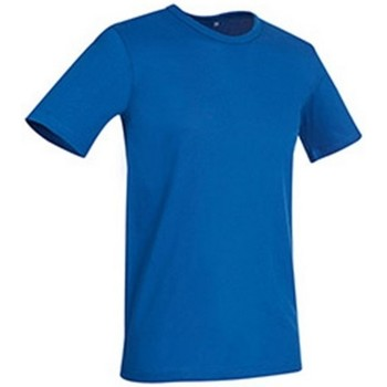 vaatteet Miehet Lyhythihainen t-paita Stedman Stars Morgan King Blue