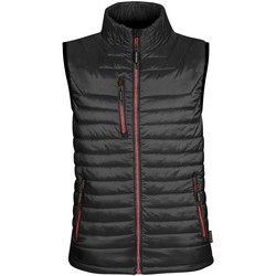 vaatteet Miehet Toppatakki Stormtech Thermal Black/ True Red