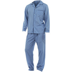 vaatteet Miehet pyjamat / yöpaidat Universal Textiles  Blue
