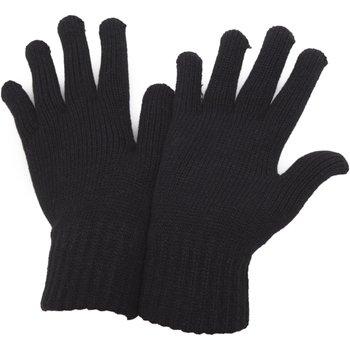 Asusteet / tarvikkeet Naiset Hanskat Universal Textiles  Black