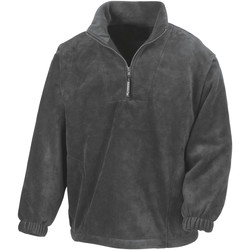 vaatteet Miehet Fleecet Result R33X Oxford Grey