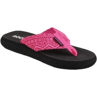 kengät Naiset Varvassandaalit Rocket Dog  Pink