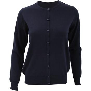vaatteet Naiset Neuleet / Villatakit Kustom Kit KK355 Navy Blue