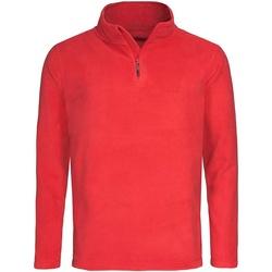vaatteet Miehet Fleecet Stedman  Scarlet Red