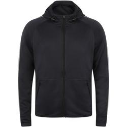 vaatteet Miehet Svetari Tombo Teamsport TL550 Black