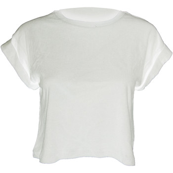 vaatteet Naiset Lyhythihainen t-paita Mantis M96 White