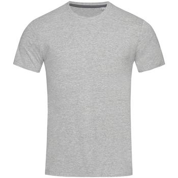 vaatteet Miehet Lyhythihainen t-paita Stedman Stars  Heather Grey