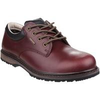 kengät Miehet Derby-kengät Cotswold Stonesfield Chestnut Brown