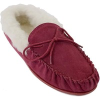 kengät Naiset Tossut Eastern Counties Leather  Crimson
