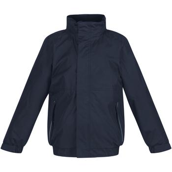 vaatteet Lapset Fleecet Regatta TRW418 Navy/Navy