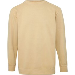vaatteet Miehet Svetari Comfort Colors CO040 Mustard