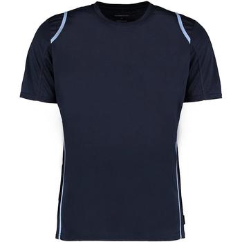 vaatteet Miehet Lyhythihainen t-paita Gamegear Cooltex Navy/Light Blue