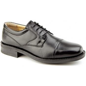 kengät Miehet Derby-kengät Roamers  Black