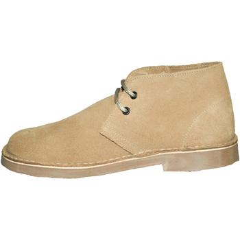 kengät Miehet Bootsit Roamers  Camel