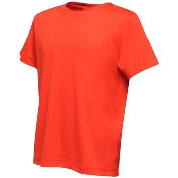 vaatteet Lapset Lyhythihainen t-paita Regatta RA011B Classic Red