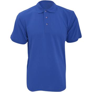 vaatteet Miehet Lyhythihainen poolopaita Kustom Kit KK400 Royal Blue